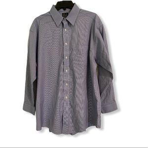 """NWOT Joseph A. Bank """"traveler"""" dress shirt"""